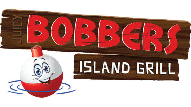 Bobbers Island Grill logo